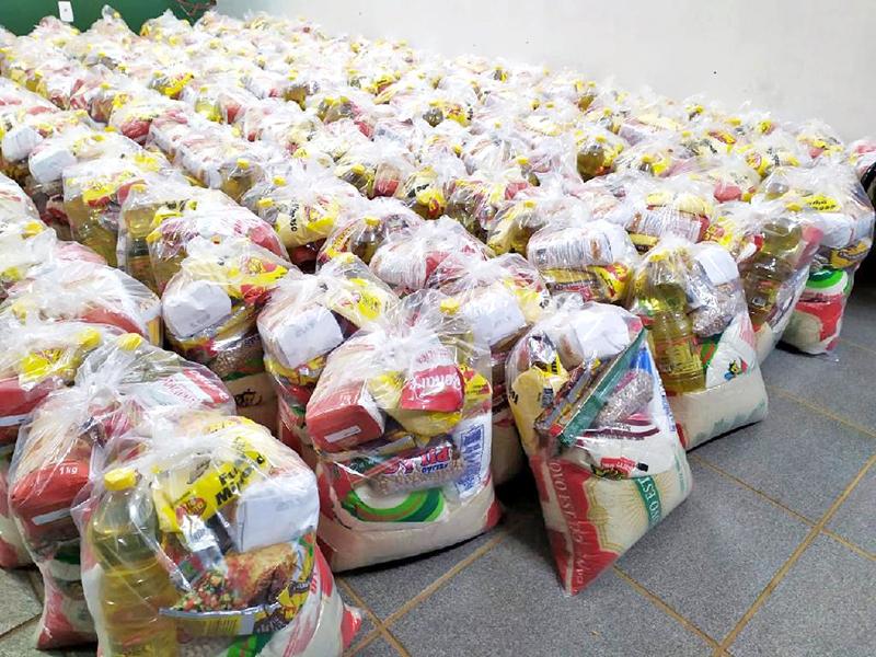 A Tribuna | Terceira etapa: Estado faz entrega dos kits de alimentação  escolar para estudantes
